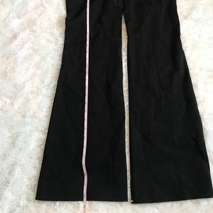 black pants size 3